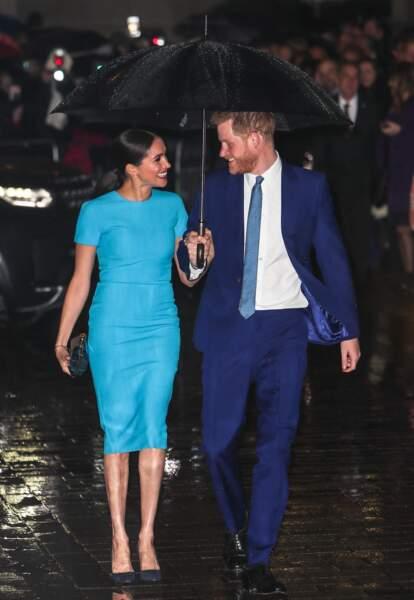 5 mars 2020 : Meghan et Harry font sensation aux Endeavour Fund Awards