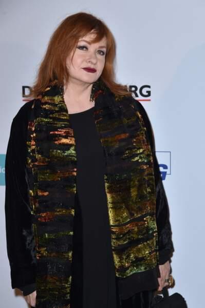 Catherine Jacob à Paris le 9 mars 2020