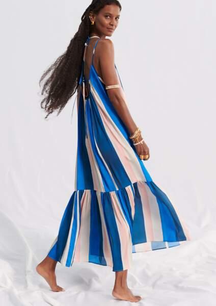 Robe longue avec laçage LEMLEM X H&M, 39,90 €, H&M