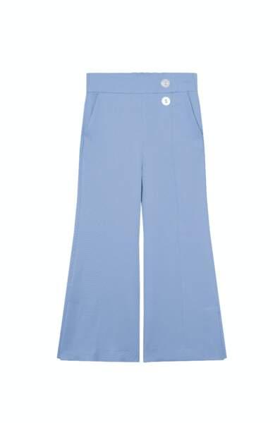 Pantalon candy blue - the gardener uniform, 176€, Salut Beauté