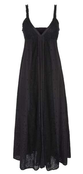 Robe longue avec empiècements en dentelle, 150€, Pinko at Amazon Fashion