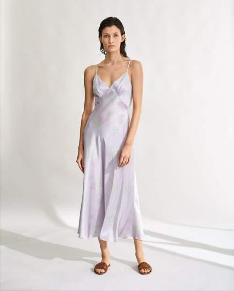 Robe Gigi 100% soie, 149€, From Future