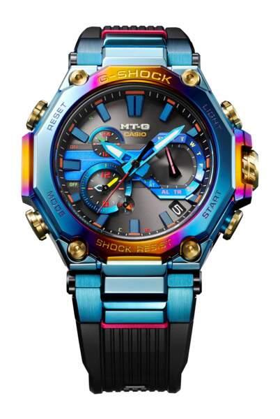 Montre MT-G Blue Phoenix, 1099€, G-Shock