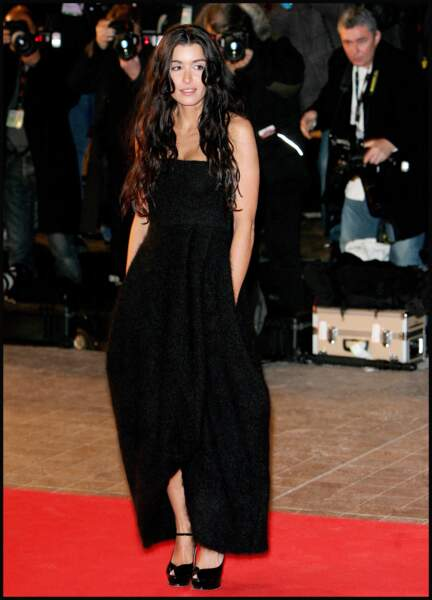 Jenifer aux NRJ Music Awards 2009, à Cannes.