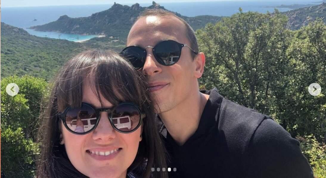 Alizée et Grégory Lyonnet, très amoureux, s'affichent régulièrement ensemble sur Instagram.