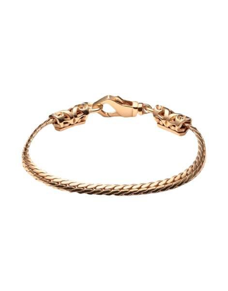Bracelets, 246€, Emanuele Bicocchi Herringbone Chain
