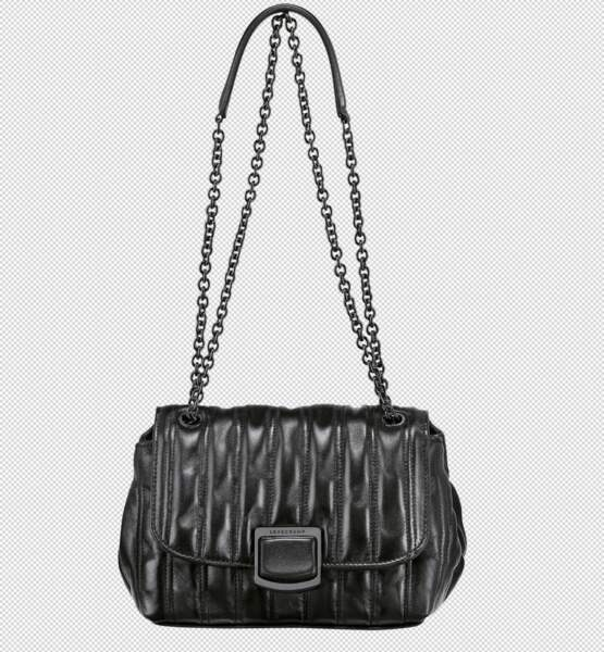 Sac en cuir, 590 € Longchamp