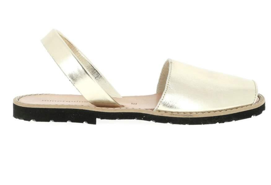 Sandale, 60 € Minorquine.