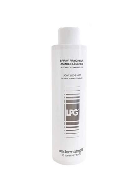 Spray Fraicheur Jambes Légères, LPG Endermologie, 30 €