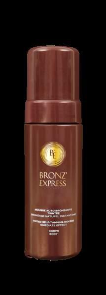 Mousse Autobronzante Teintée, Bronze Express,