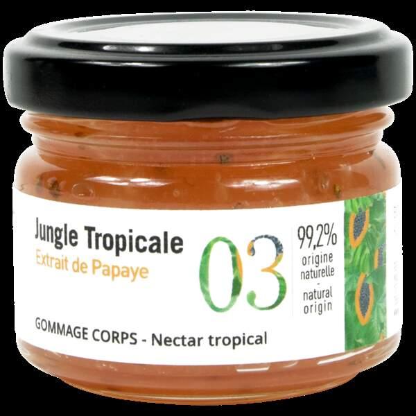 Gommage Corps, Jungle Tropicale, Académie Scientifique de beauté, 14 €