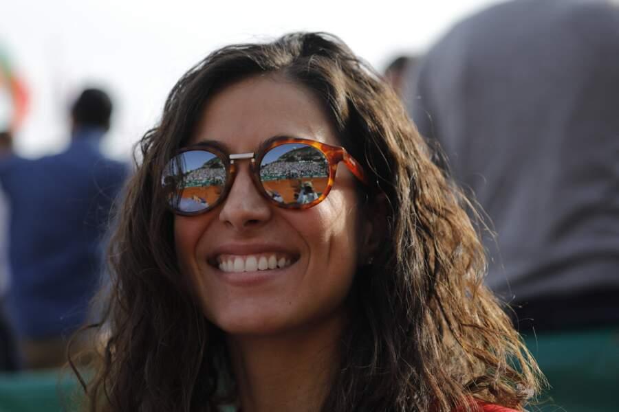 Xisca Perello le 22 avril 2018 à Roquebrune