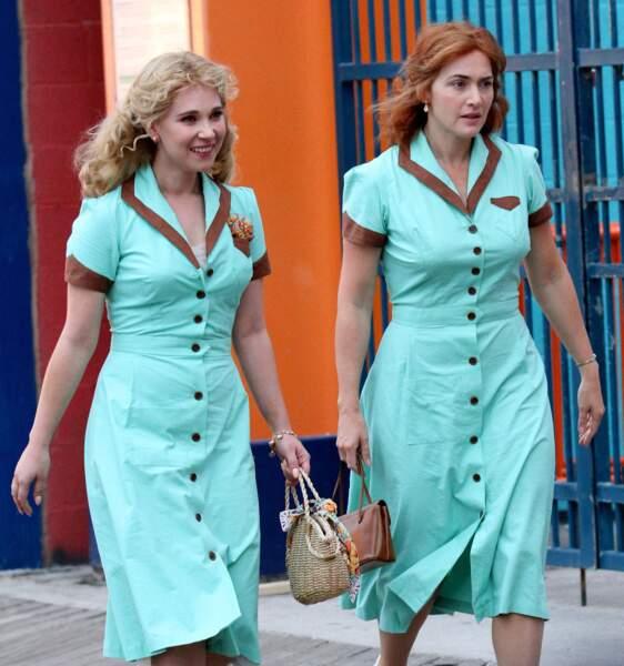 Kate Winslet en 2016 : rousse pour le film de Woody Allen