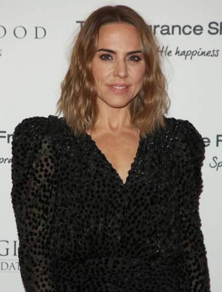 Melanie C, lors du photocall de la soirée Global Gift, à Londres, le 2 novembre 2018.