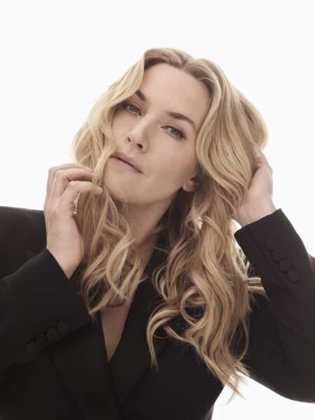 Kate Winslet en 2021 : à 45 ans, elle devient égérie l'Oréal Paris