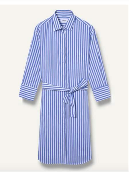 Robe, 245 € Figaret.