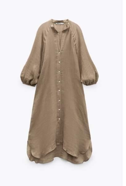 Robe, 49,95 € Zara