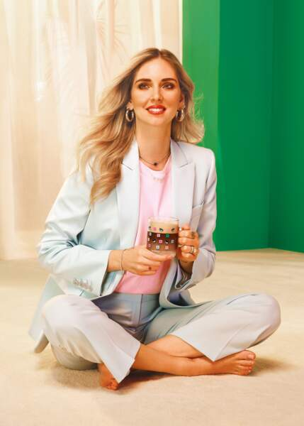 Chiara Ferragni devient la nouvelle ambassadrice de Nespresso