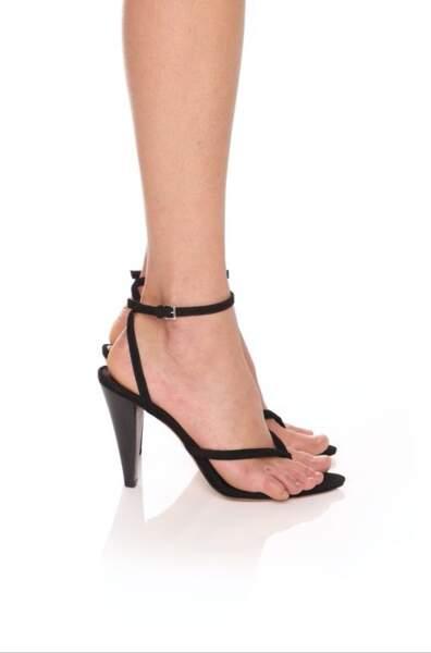 Sandales à talons Anouk, 295€, Iro