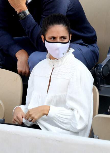 Xisca Perello, l'une des premières supportrices de Rafael Nadal.