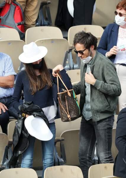 Fini Roland Garros pour aujourd'hui, peut-être que Vianney et Catherine Robert reviendront.