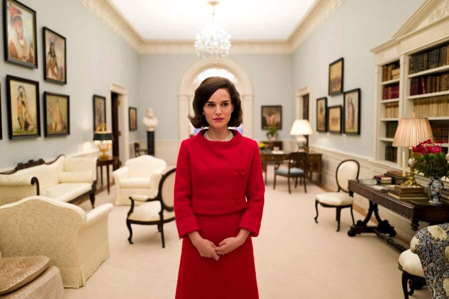 Natalie Portman en 2015 : bluffante en Jackie Kennedy