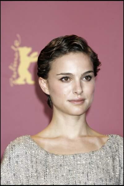 Natalie Portman en 2006 : avec une coupe garçonne