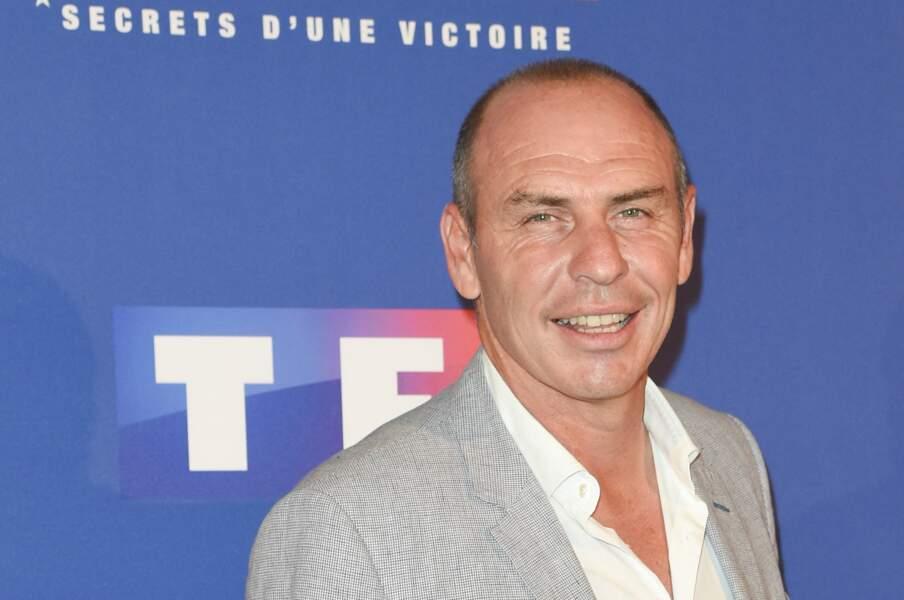 Alain Boghossian le 30 mai 2018.
