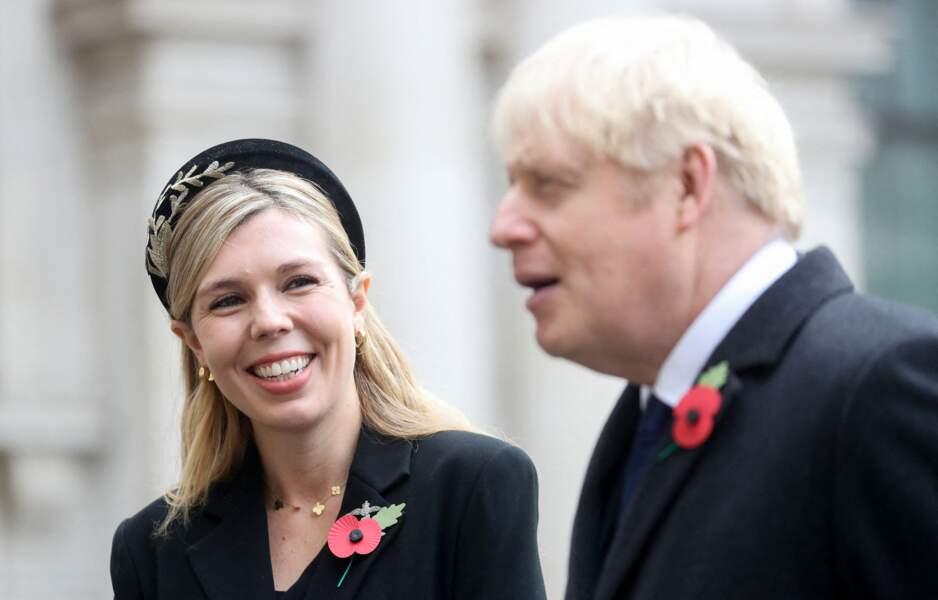 Boris Johnson a épousé Carrie Symonds, sa compagne le 29 mai 2021 : c'est leur premier G7 en tant que couple marié