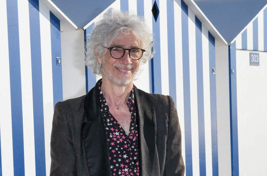Louis Bertignac au festival du film de Cabourg ce jeudi 10 juin.