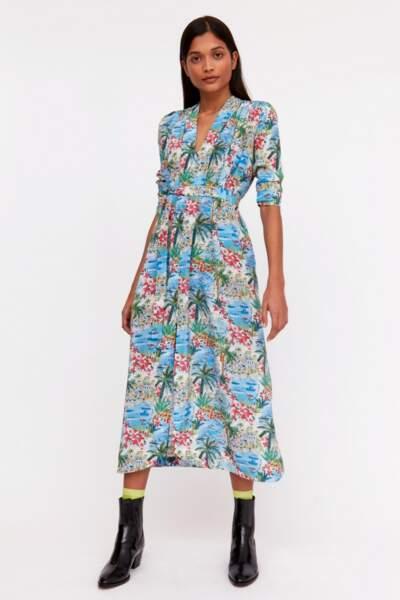 Robe Mercy Liberty Corfou, Roseanna, 540 €