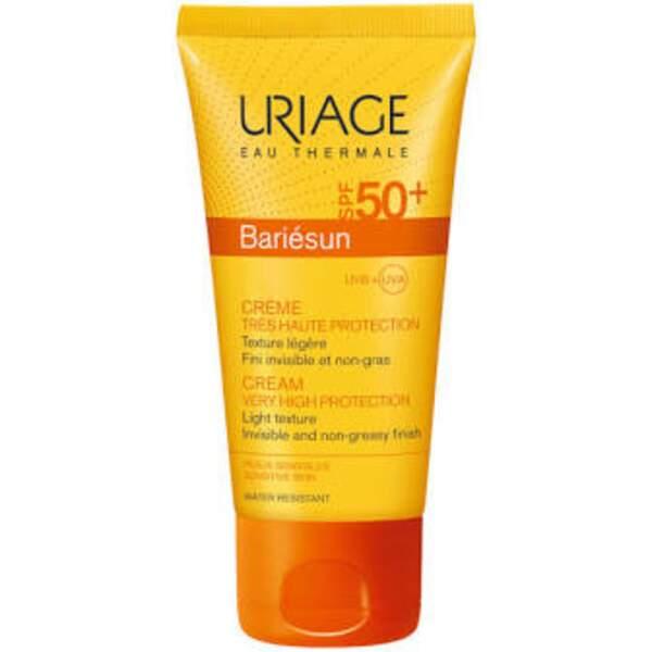 Bariésun Crème Visage SPF 50+, Uriage, 10,60 €