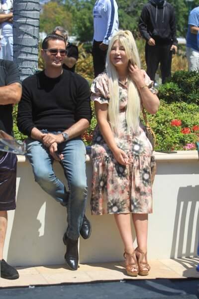Ce 20 juin 2021, Tori Spelling a participé à un événement à Beverly Hills.