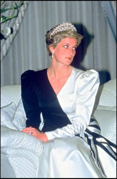 Lady Diana en 1995
