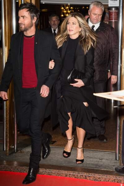 Jennifer Aniston et Justin Theroux, un mariage heureux