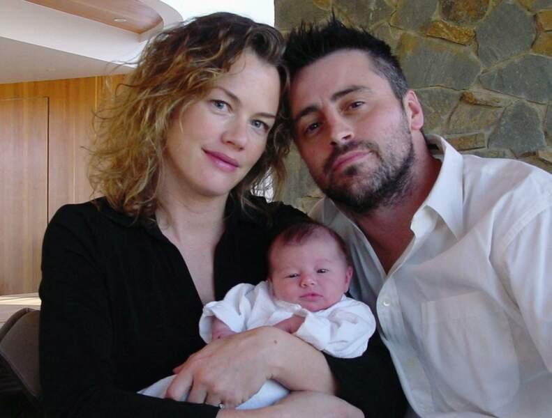 Matt LeBlanc et Melissa McKnight, un mariage, une fille et un divorce