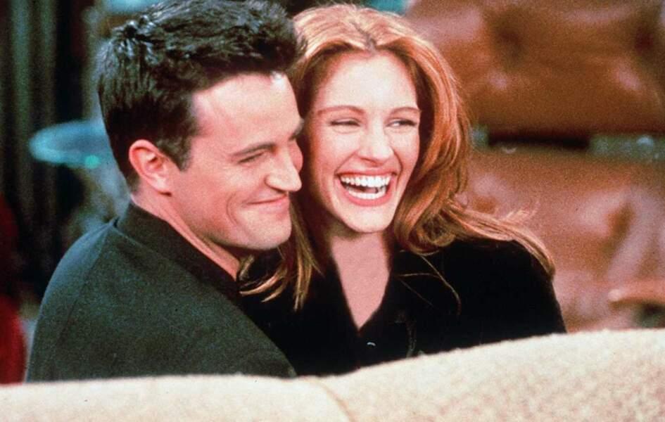 Matthew Perry et Julia Roberts, une histoire d'amour d'un an