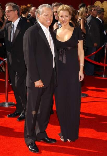 Lisa Kudrow et Michel Stern, une histoire d'amour de toujours