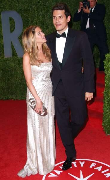 Jennifer Aniston et John Mayer, un couple atypique