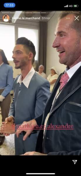 Alexandre et Mathieu