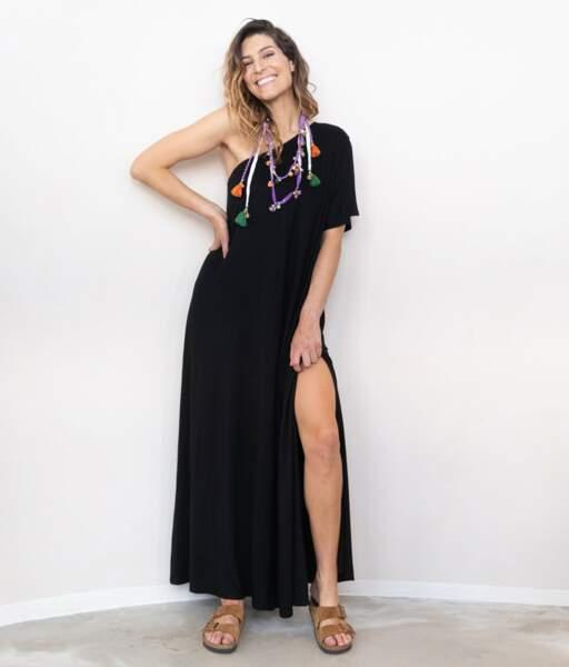 Robe longue Choisy, 125€, Parisienne et Alors
