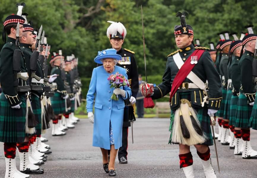 Rendez-vous à la cérémonie des clés, où Elizabeth II et le prince William ont célébré le début de la semaine de Holyrood, dédiée chaque année à l'Ecosse