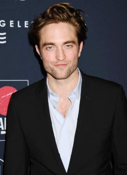 Robert Pattinson à Los Angeles, le 16 novembre 2019