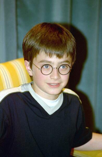 Daniel Radcliffe - Harry Potter, 2001