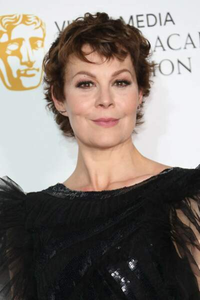 Helen McCrory à Londres en mai 2019.