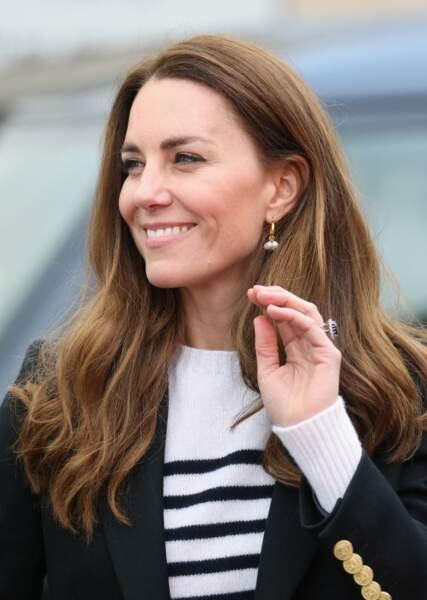 Kate Middleton en Écosse, le 26 mai 2021