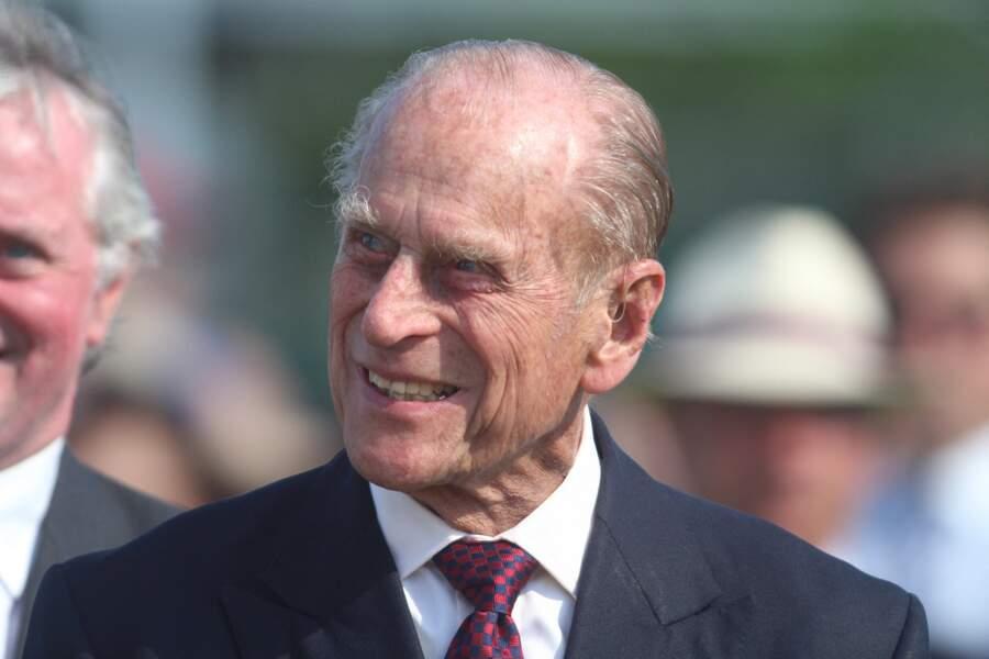 Le prince Philip à Windsor, le 23 juillet 2016
