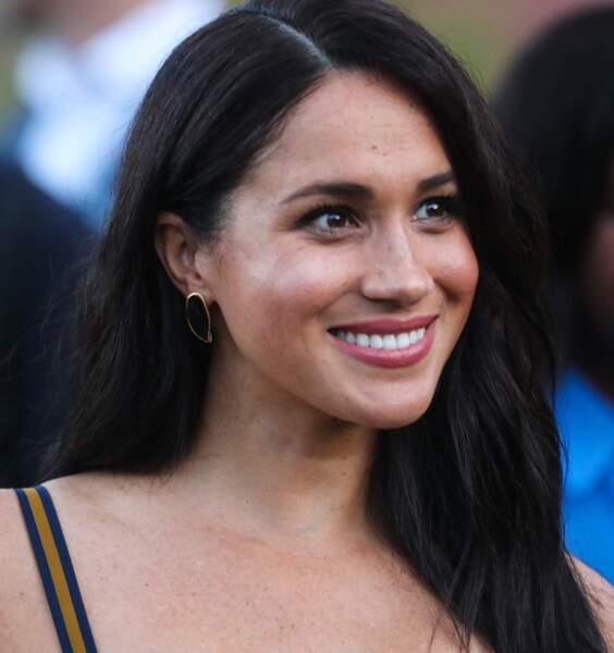 Meghan Markle, duchesse de Sussex, en Afrique du Sud, le 24 septembre 2019.