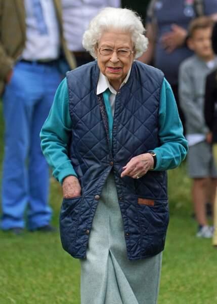 Le Royal Windsor Horse Show serait l'un des événements préférés de la reine.