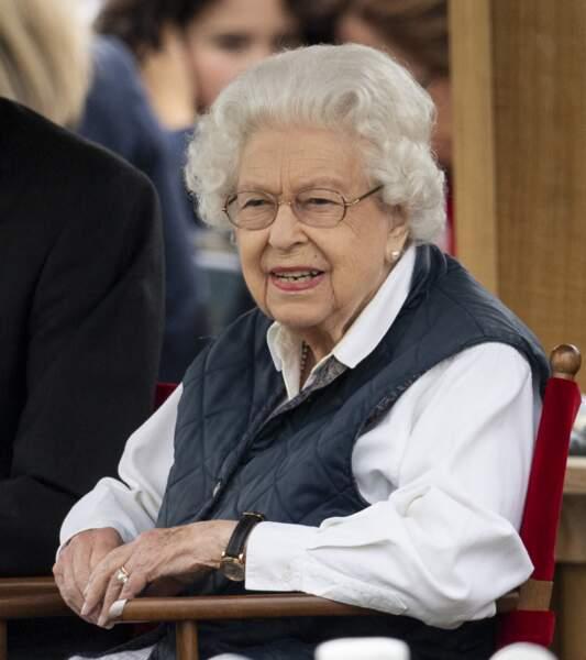 Elizabeth II voue une véritable passion pour les chevaux